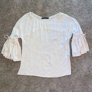 Givenchy Flared Sleeves Top